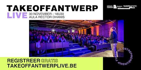 TAKEOFFANTWERP LIVE tickets