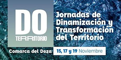 Jornadas DO TERRITORIO - jornada inspiradora entradas