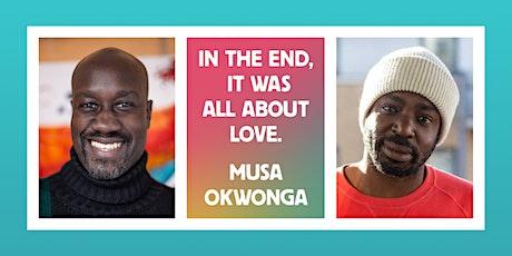 Musa Okwonga in Conversation with Tayo Popoola tickets