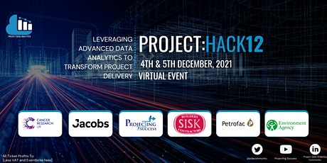Project:Hack 12 tickets