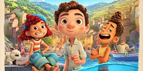 PTA Family Film Night: Luca tickets