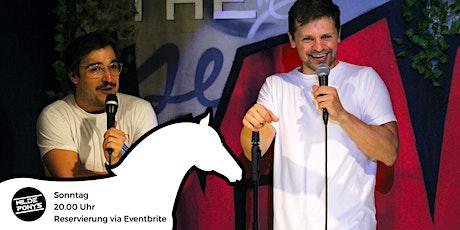 Stand-up Comedy am Sonntag • F-Hain • 20 Uhr | WILDE PONYS Tickets