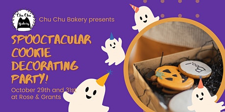 Spooktacular Cookie Decorating Party! tickets