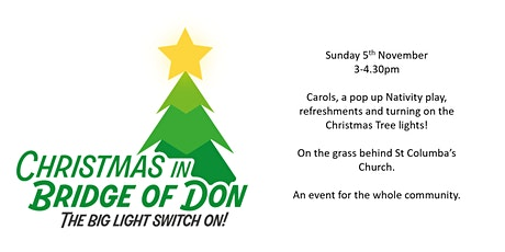The Big Light Switch On tickets