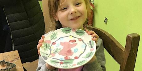 Make a Family Christmas Eve Plate tickets