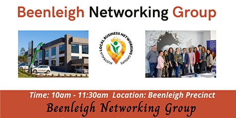 Beenleigh Networking Group - Network & Grow your Business tickets
