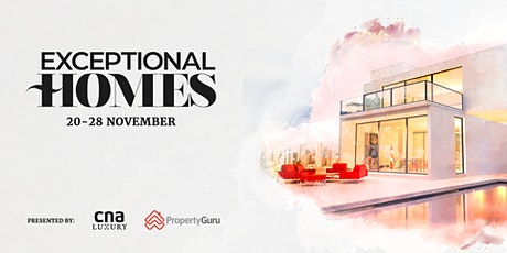 Exceptional Homes tickets