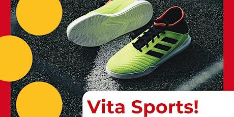 Vita Sports! (Free Trial) tickets