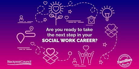 Children's Services | Virtual Social Work Recruitment Event tickets