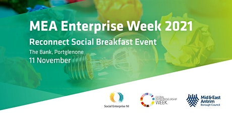 Reconnect Social Breakfast Meeting tickets