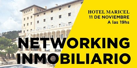 Networking Inmobiliario en el Hotel Hospes Maricel entradas