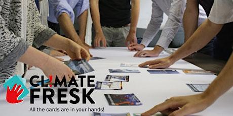 Climate Fresk Workshop - Suchdol tickets