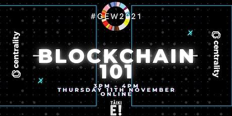 Let's Talk: Blockchain tickets