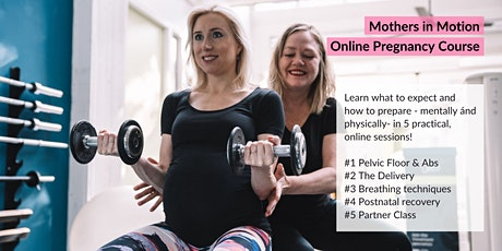 Online pregnancy course Advantage Package: Start 09/11/2021 tickets