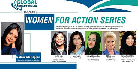 GWG Women for Action Series tickets