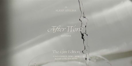 Sleep Atelier After Work Editions Tickets