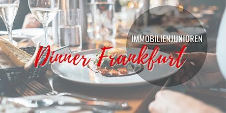 Immobilienjunioren Frankfurt - Afterwork mit Freunden Tickets