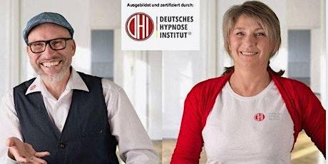 02.05.2022 - Hypnoseausbildung Premium - Stufe 1+2+3 - Hamburg Tickets