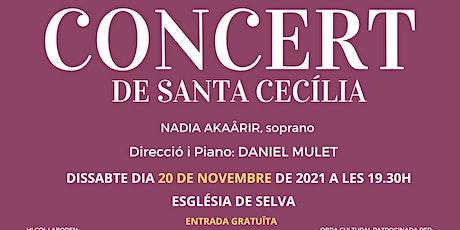 CONCERT DE SANTA CECÍLIA. FESTIVAL BALEAR DE MÚSICA CL`ASSICA tickets