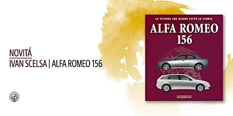 Alfa 156: il libro. biglietti