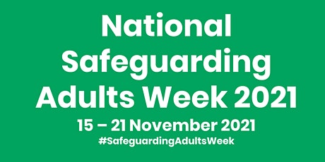 Suicide Prevention - Safeguarding Week Session tickets