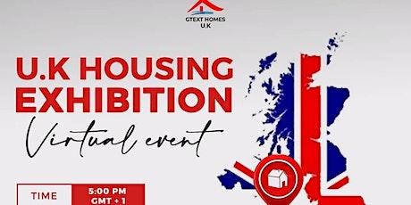UK Housing Exhibition tickets