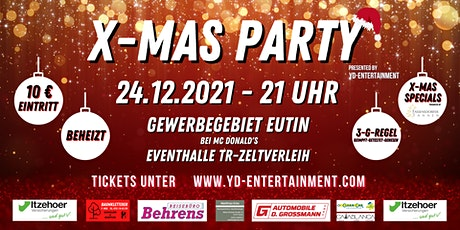 X-Mas Party in Eutin Tickets