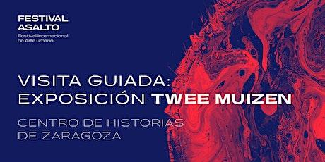 Visitas Guiadas a la Exposición 'Un Univeso de Dos' de Twee Muizen entradas