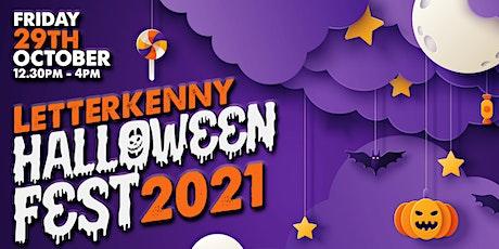 Halloween Storytelling at Letterkenny Halloween Fest tickets
