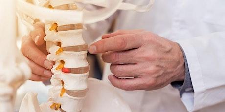 FREE Spinal Health Checks - Marple tickets