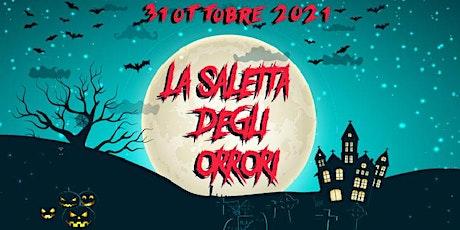 LA SALETTA DEGLI ORRORI with CICCIO SCIO - FANTASIE SAFARI & MORE biglietti