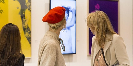 Finissage Exhibition + Borrel & Artist Talks tickets