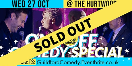 One Off Comedy Special @ Hurtwood Inn Pub & Restaurant, Guildford! tickets
