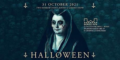 Halloween - Borgo Ripa Roma biglietti