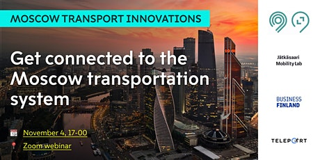 Launching startup pilot in the Moscow transport system tickets