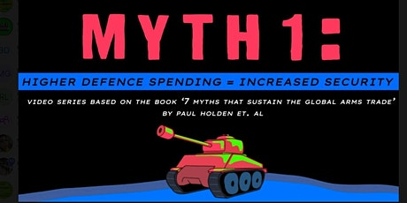 Launch Event: Video 1 of '7 Myths that Sustain the Global Arms Trade' tickets