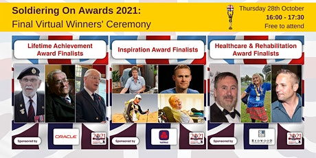 Soldering On Awards Virtual Winners Ceremony tickets