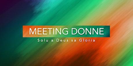SaDsG | Meeting donne 29/10/2021 biglietti