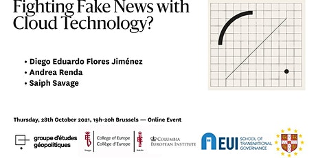 For a Decentralised Global Disinformation Research Cloud tickets