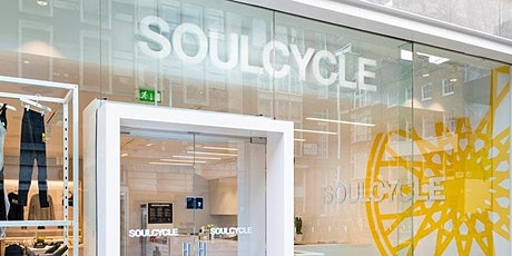 SoulCycle in Notting Hill tickets