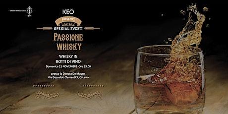 Passione Whisky - Whisky in botti di vino biglietti