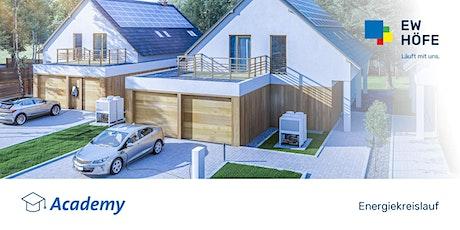 Solarenergie und E-Mobilität - vom Dach in das Auto Tickets
