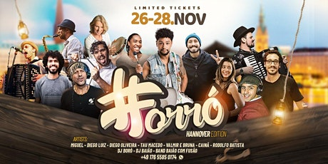 #Forró - Hannover Tickets