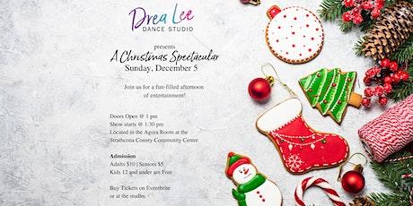 Drea Lee Dance Studio Christmas Spectacular tickets