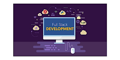 Full Stack Developer-1 in 4 weekends training course in New Brunswick tickets