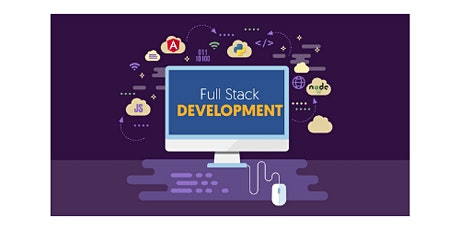 Full Stack Developer-1 in 4 weekends training course in West New York tickets
