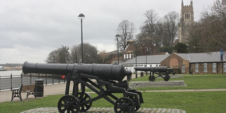 Walking Tour - Historic Chatham - Exploring Naval Heritage tickets