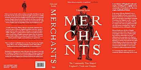 Book Launch for MERCHANTS by Edmond Smith tickets