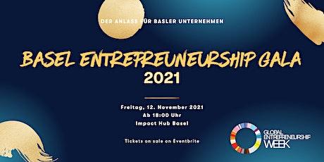 Basel Entrepreneurship Gala 2021 Tickets