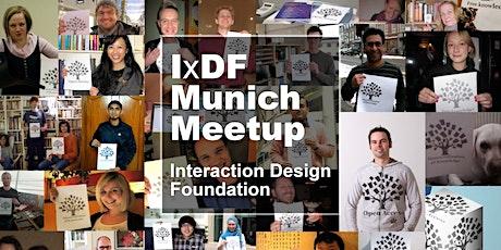 IxDF Meetup - by Interaction Design Foundation Munich tickets